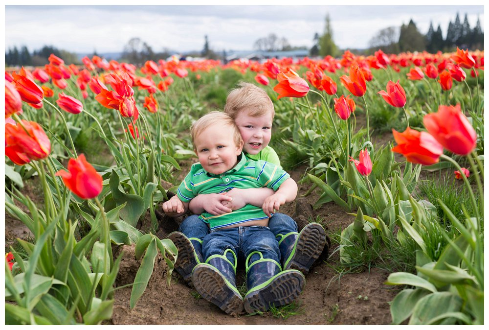 Hillsboro Portland Beaverton Vancouver Family Childrens Photographer Photography Tulip_0030