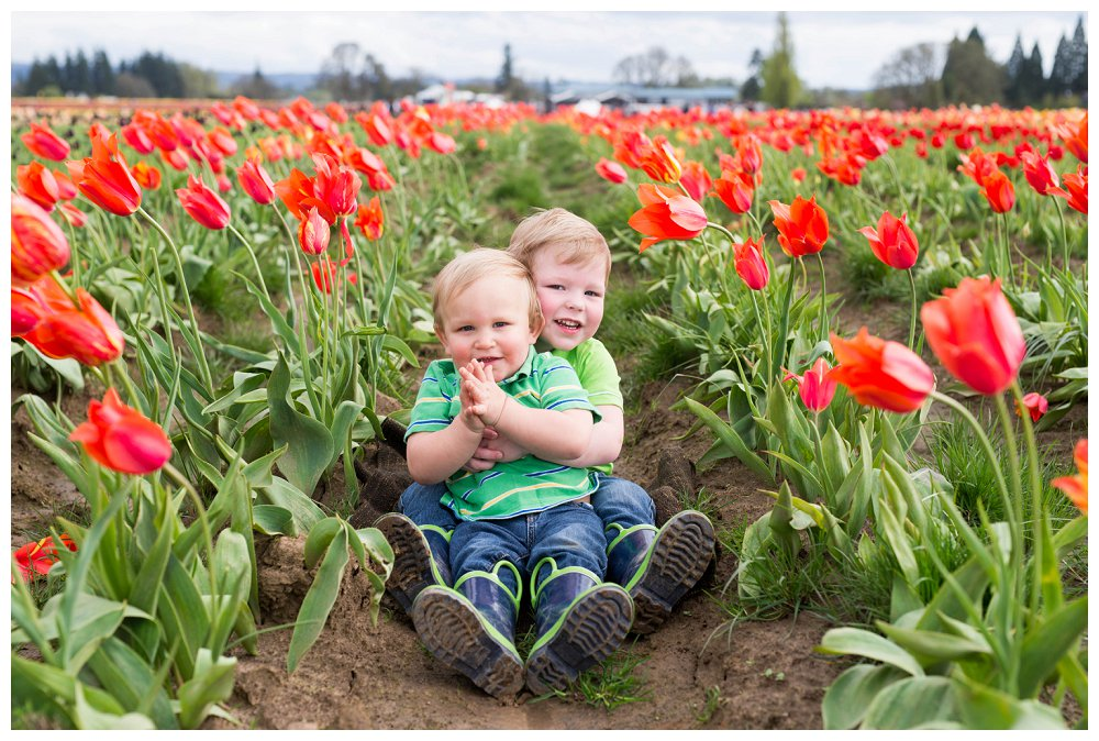 Hillsboro Portland Beaverton Vancouver Family Childrens Photographer Photography Tulip_0032