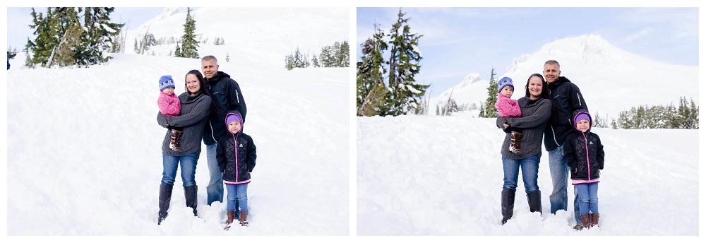 Portland Holiday Christmas Mt Hood Family Newborn Photographer Photography_0009