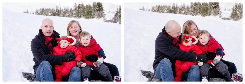 Portland Holiday Christmas Mt Hood Family Newborn Photographer Photography_0021
