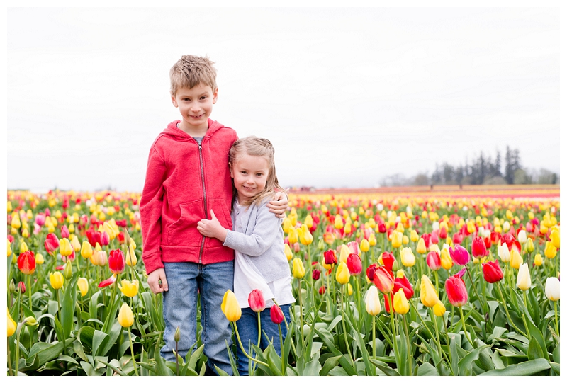 Woodburn Tulip Festival Family Photographer Photography_0001