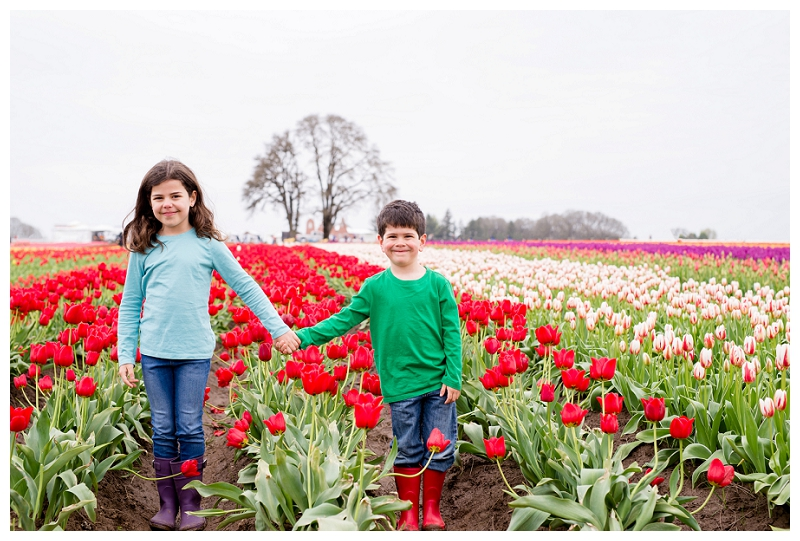 Woodburn Tulip Festival Family Photographer Photography_0022