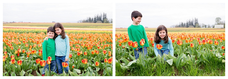 Woodburn Tulip Festival Family Photographer Photography_0024